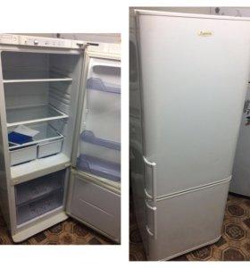 Б/у холодильник Бирюса -134(2012 года) на гарантии