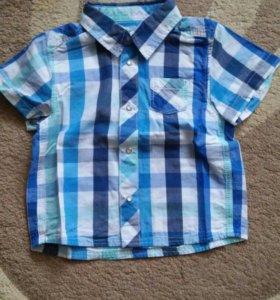 Стильная рубашка KIABI