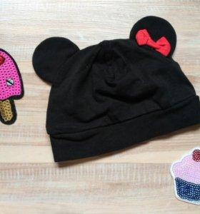 Новая шапочка H&M.