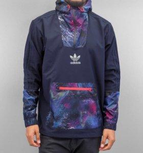 Худи анорак Adidas Originals