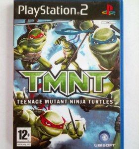 TMNT для PlayStation 2