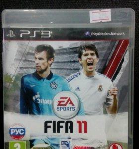 Fifa 11 на PS3