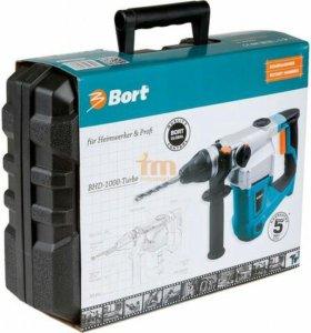 Перфоратор Bort BHD-1000-Turbo