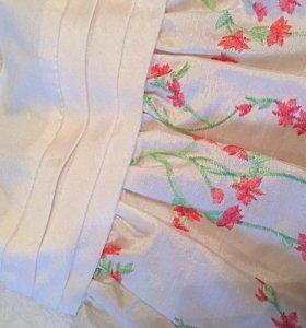 Платье нарядное на 2-4 года