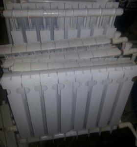 Радиатор отопительный.