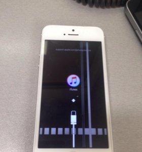 iPhone 5lte