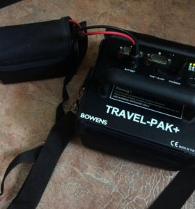 Аккумулятор мобильный Bowens Travel Pak+ Booster