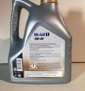 Mobil 1 0w40 4 литра