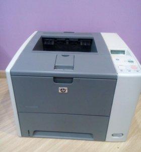 Сетевой лазерный принтер HP P3005