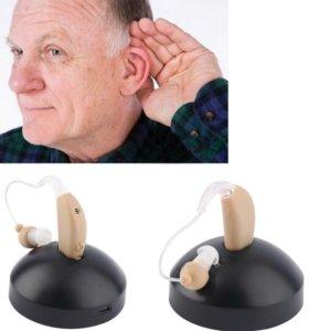 Аккумуляторный слуховой аппарат
