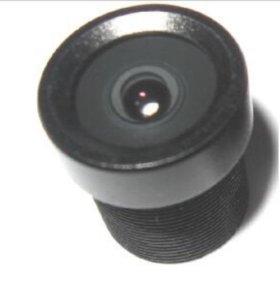 Широкоугольный объектив 2.5мм CCTV