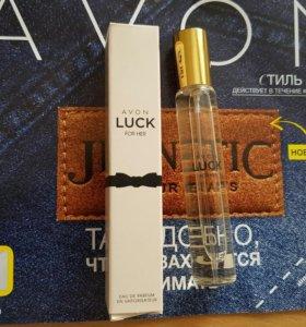 Парфюмерная вода Avon Luck