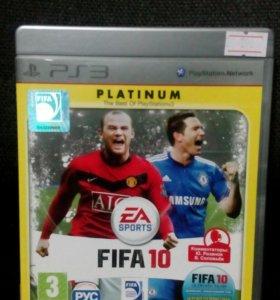 Fifa 10 на PS3