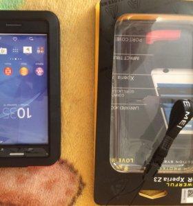 Для Sony Xperia Z3 Противоударный ЧЕХОЛ ЭТО!!
