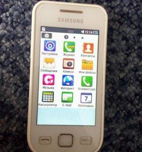 Телефон Samsung Wave525
