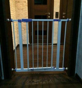 ворота безопастности, перегородка