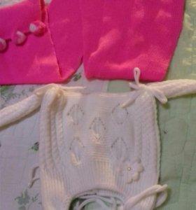 Шапки и шарф