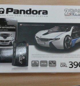 Сигнализация Pandora 3900