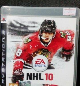 Nhl 10 на PS3