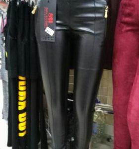 Теплые штаны 42-44