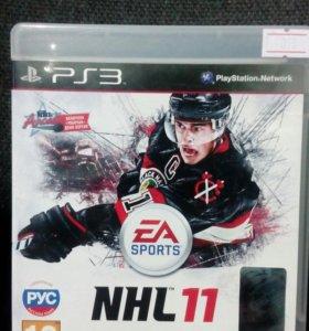 Nhl 11 на PS3