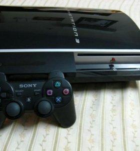 Приставка SONY Playstation 3 320гб прошитая.