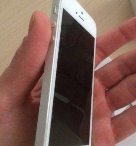 ⭐️ iPhone 5s 32GB Silver