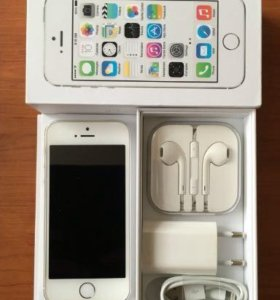 ✅ iPhone 5s 64GB Silver