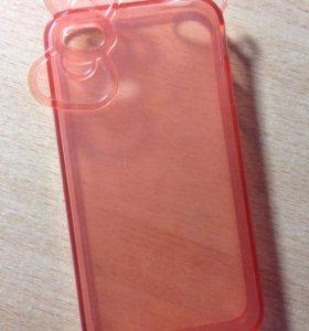 Чехлы на iPhone4,4s