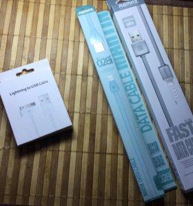Зарядник iPhone 4,4s, 5 - и выше.