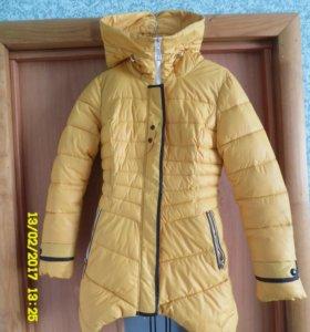 куртка девичья