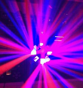 Involight led dmx световой прибор для дискотек.