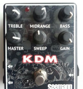 🎼 Seemann KDM Hi-Gain Distortion Custom