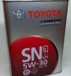 Масло моторное Toyota 5W-30