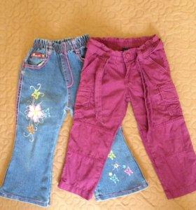 Одежда на девочку 1,5-2 лет