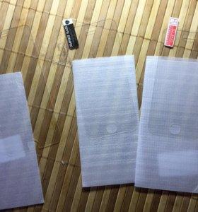 Защитные стекла iPhone 4, 5, 6