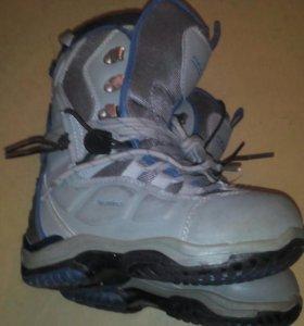 Детские сноубордические ботинки Maxdrive