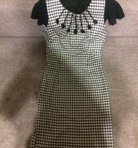 Платье-сарафан + водолазка