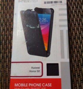 Флип-кейс Huawei Honor 5X
