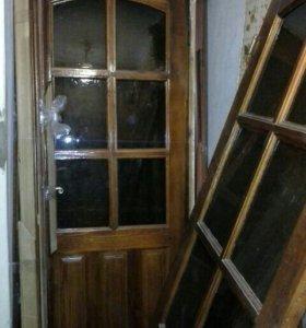 Дверь (материал дерево) межкомнатная 200×70