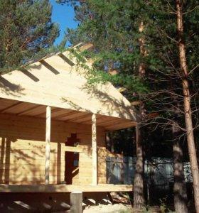 Малоэтажное строительство деревянных домов