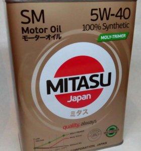 Масло моторное Mitasu 5W-40
