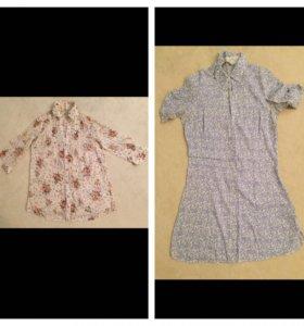 2 летние рубашки