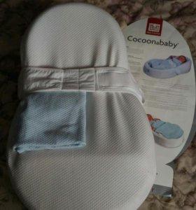 Кокон Cocoonababy+Простынка