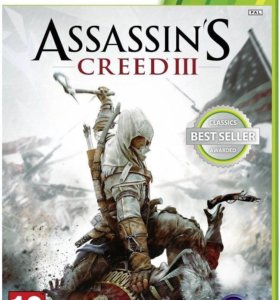 Assassins Creed 3 на Xbox 360