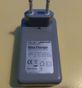 Зарядное устройство lenmar PRO116R