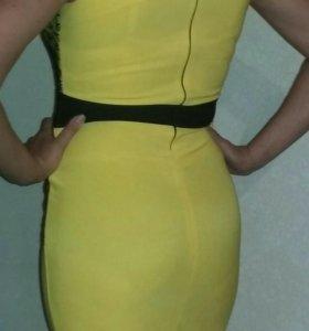 Новое восхитительное платье
