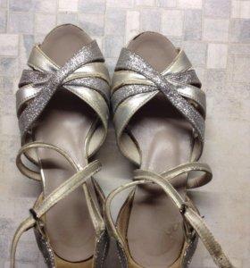 Туфли для бальных танцев р. 17,5