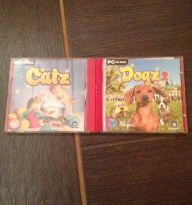 Игры на пк про кошек и собак