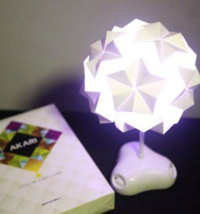 Лампа Оригами Akari